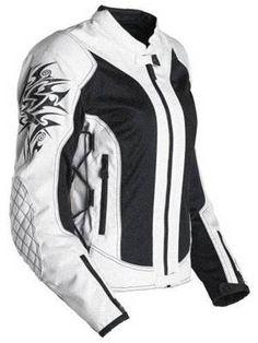 the jacket I want when I start riding