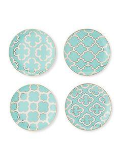 Rosanna Inc. Alhambra Appetizer Plates