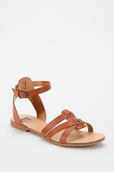 BC Footwear Stare Ankle-Wrap Sandal