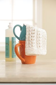Dishcloths | LeisureArts.com
