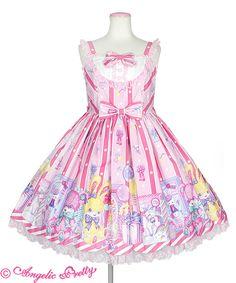 Toy Doll Boxジャンパースカート