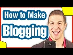http://www.youtube.com/watch?v=G1uRTzSDyqY - how to make money blogging When It Comes To Blogging There Are Multiple Methods You Can Make Use Of To Generate An Income. I go over all this and more in my youtube video.