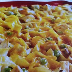 Weight Watchers Tuna Noodle Casserole Recipe | Just A Pinch Recipes