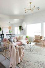 80 minimalist feminine apartment decorating on budget (8)