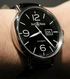 Bell and Ross WW1 Watch Hands-On