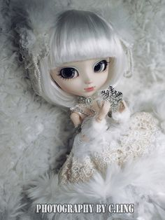 My christmas girl - Sherry by C.Ling ♫very busy, via Flickr