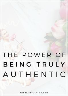 Are you being truly authentic in your daily life? How can we share more of our real selves with others?