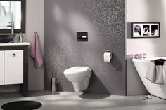 The best wc images bathroom bathrooms and guest