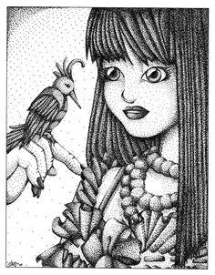 """""""Magical bird"""" - María Soledad Martín Cano"""