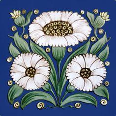 William De Morgan Tiles - Catalog Bedford Park, Marble Price, Persian Garden, Blue Peonies, Tiles Price, Pre Raphaelite, Decorative Tile, Tile Art, Triptych