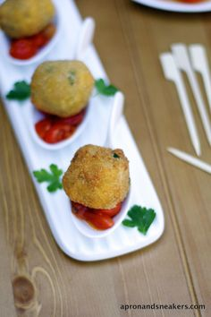 Apron and Sneakers - Cooking & Traveling in Italy and Beyond: Polpette di Tonno (Tuna Balls) and the Town of Bolsena