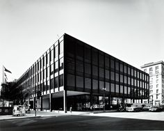 Martin Luther King Jr.Memorial Library 1972|Mies van der Rohe