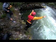 Rafting Rio Trancura Alto - Region de la Araucania Chile   http://pintubest.com