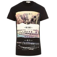 The 3 hottest cities in America and coincidentallythe legendary Fizzm HQs (both past and present) are beautifully displayed in this trendy new graphic t-shirt