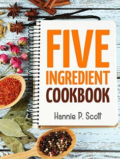 I really enjoyed reading 5 Ingredient Cookbook: Easy Recipes in 5 or Less Ingredients , and I can't wait to try the recipes! They really are five ingredient