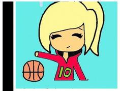 I love basketball!!!