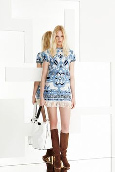 Fashion Fantasies: Emilio Pucci Resort 2015 | The English Room