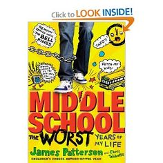 If you are a Middle School teacher..try to read this book by James Patterson. It is a quick read,and funny to boot!:)