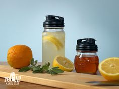 Recipe:  Sage Infused Whiskey Lemonade - Mason Jars Company