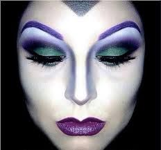 Resultado de imagen para maquillaje fantasia