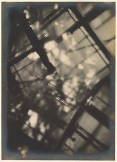 [Refracted Window: Vortograph] Alvin Langdon Coburn