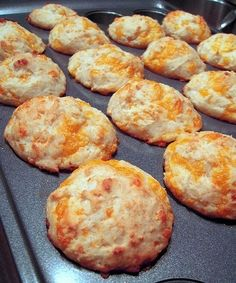 Better than Red Lobster Cheesy Biscuits | Recipes
