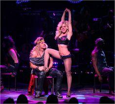 Big-Hair Rockers, Reborn on Broadway - The New York Times