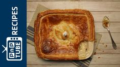 How to make a Classic Chicken & Mushroom Pie