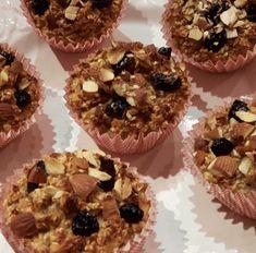 Bagt havregrød – 12 morgenmadsmuffins – Urban Mad