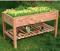 Tierra Derco 4429 Raised Planter Box