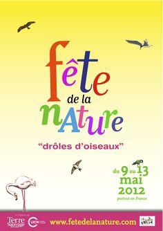 La Fête de la Nature à Paris du 9 au 13 mai 2012  http://www.pariscotejardin.fr/2012/05/la-fe%CC%82te-de-la-nature-a%CC%80-paris-du-9-au-13-mai-2012/