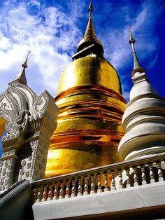 Wat Suan Dok, Thailand