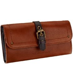 Tignanello Vintage Leather Wallet with RFID