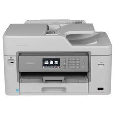 Brother - Business Smart Plus MFC-J5830DW Wireless All-In-One Printer