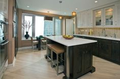 Contemporary Kitchens Need Kitchen Decorating Ideas? Go to Centophobe.com | #Kitchen #kitchen decorating ideas