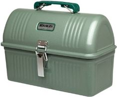 Stanley Classic Lunch Box - Lunch boxes for men Lunch Boxes For Men, Adult Lunch Box, Cool Lunch Boxes, Metal Lunch Box, Stanley Vacuum, Stainless Steel Lunch Box, Insulated Lunch Box, Food Jar, Best Gifts For Men