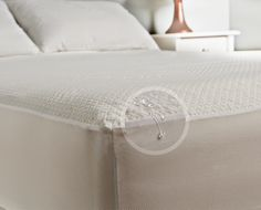 bedgear Dri-Tec® keeps your mattress protected and keeps you cool and dry.
