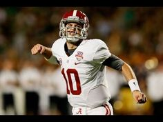 Unpacking AJ McCarron's Alabama Legacy - Nice article here on AJ. Worth the read.