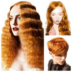 This vibrant shade plays up the natural pigments of the hair, enhancing orange and yellow hues that result from the lightening process. While some may call this color red, it is made primarily of g...