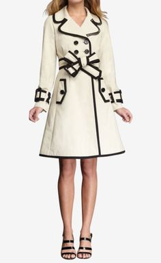 kate spade Coat | VAUNTE | My next save and splurge present