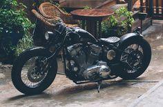 Harley Davidson Sportster By 53 Fast Living