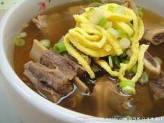 갈비탕 간단하고 맛나게 끓이는방법(*국물요리*) :: 김진옥 요리가 좋다