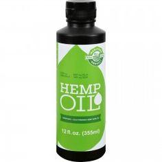 Manitoba Harvest Hemp Seed Oil - 12 oz