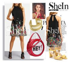 """""""Sheinside-V/9"""" by nihada-niky ❤ liked on Polyvore featuring Whiteley, Oris and Sheinside"""