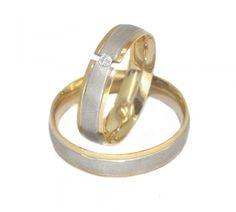 Karikagyűrű pár (KGM-081)