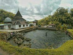 Masjid Pincuran Gadang,  Matua Hilir, Agam, West Sumatra, Indonesia.