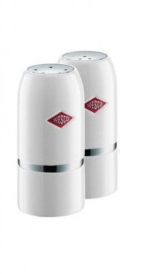 Shake things up with this Wesco Salt and Pepper Shaker Set! #wesco