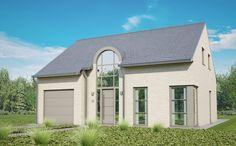 Laat je inspireren door deze moderne sleutel op de deur modelwoning - BL274 € 149.179 - € 98.791 3slp 156,84 m²