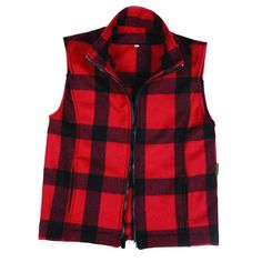 Duluth Pack Wool Women's Vest  : Made in the USA