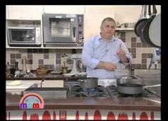 Ciulama de pui cu mămăliguţă. Rețeta copilăriei. VIDEO Diy Food, Stove, Kitchen Appliances, Mame, Recipes, Youtube, Diy Kitchen Appliances, Home Appliances, Range